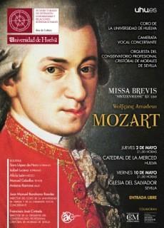 La música de Mozart invade la Catedral de La Merced de Huelva