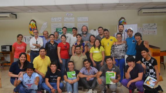 Forman en patrimonio y gestión cultural a poblaciones de Guatemala, Honduras y El Salvador