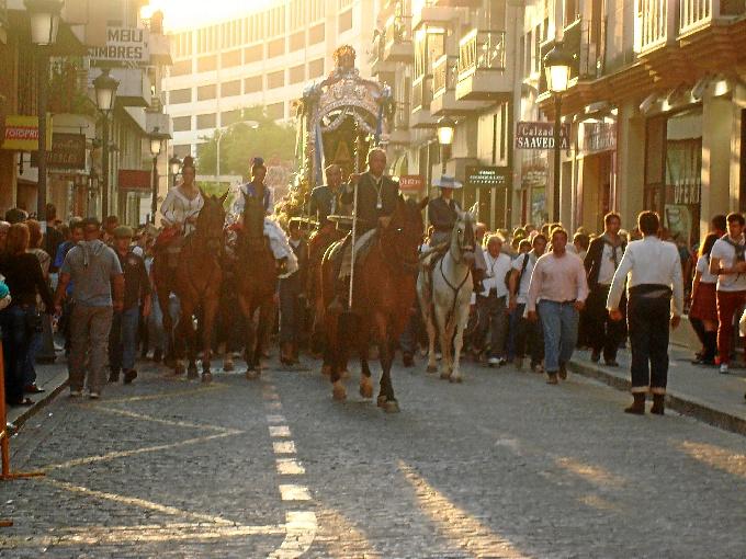 Huelva activa un dispositivo especial de cara al regreso de las hermandades este miércoles