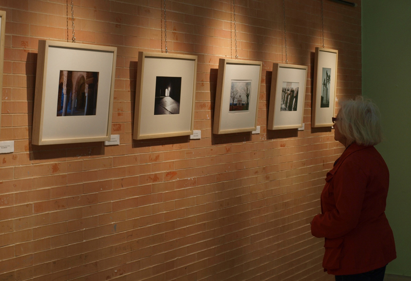 Imágenes de la exposición de la IV edición del certamen de fotografía de esta Asociación.