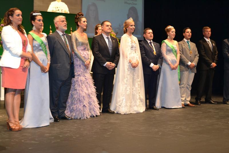 Coronación de la reina.