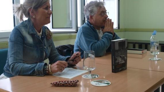 El escritor onubense Antonio Orihuela ofrece una lectura literaria en Aljaraque