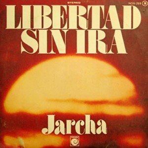 Carátula del disco 'Libertad sin ira' de Jarcha.