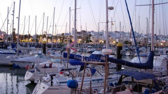 Los puertos de Mazagón, Ayamonte, Punta Umbría e Isla Cristina contarán con nuevos atraques para atraer navegantes británicos y franceses