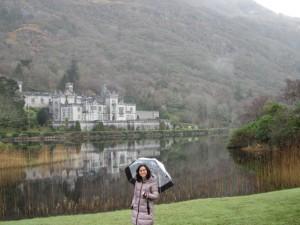 En Irlanda, en marzo de 2012.