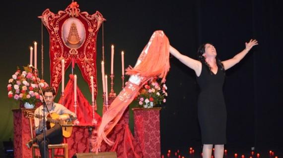 Emotivo acto de Exaltación de la Romería del Rocío 2013 en Almonte