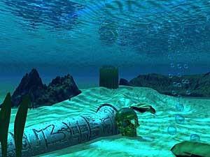 La Atlántida ha generado numerosos mitos y leyendas.