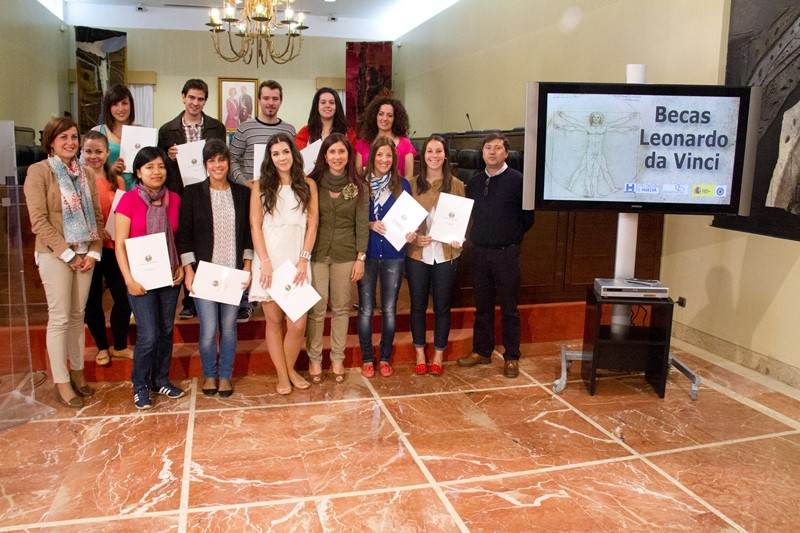 Tras tres meses en el extranjero, estos jóvenes han regresado a Huelva