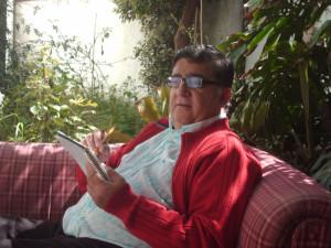 Bernardo Romero, pregonero taurino 2013.
