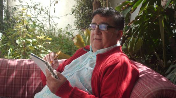 Bernardo Romero presenta en la Casa Colón su libro 'La vida fácil'