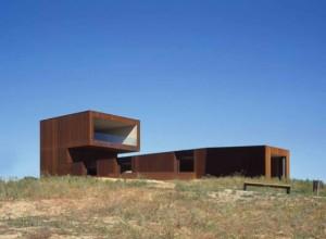 Centro de Interpretación Cabezo de la Almagra de Huelva.