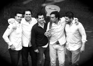 El grupo Calle Botica actuará  alrededor de las 00.30 horas en el escenario de La Merced.