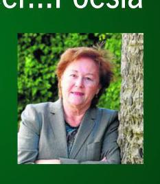 Carmen Ciria presenta su nuevo poemario 'Bazar de horas' dentro del ciclo literario Letras Capitales