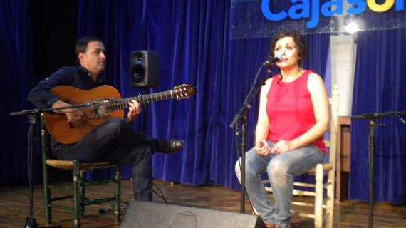 Las promesas del cante encandilan al público en la primera gala del IX Ciclo 'Jóvenes Flamencos de Huelva'