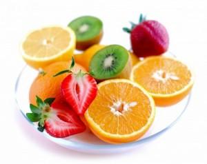 Silván recomienda fruta para desayunar.