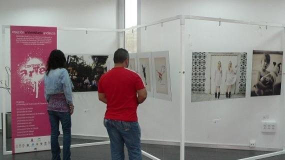 Las muestras ganadoras de Contemporarte 2012 se exponen un año más en la sede rabideña de la Unia
