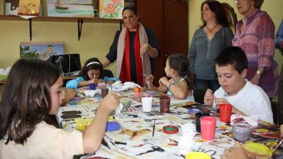 Las Escuelas Creativas enseñan a los estudiantes a practicar hábitos saludables