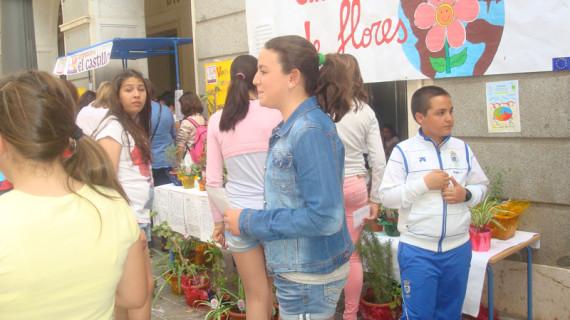 Casi 600 estudiantes se dan cita en la Feria de Emprendimiento de Huelva