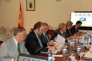 El Proyecto CEUS se ubicará en El Arenosillo, en el término municipal de Moguer.