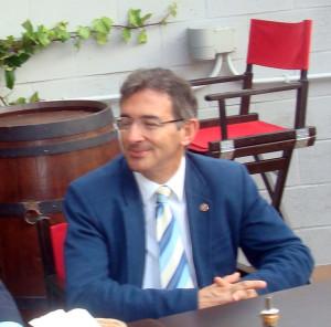 Francisco Ruiz, en su intervención.