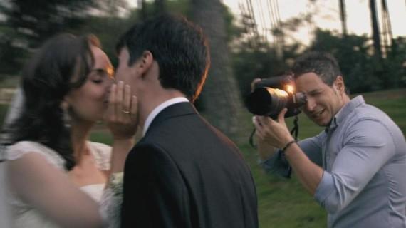 El nervense Ramón Garher, entre los ocho mejores fotógrafos andaluces de reportajes de boda
