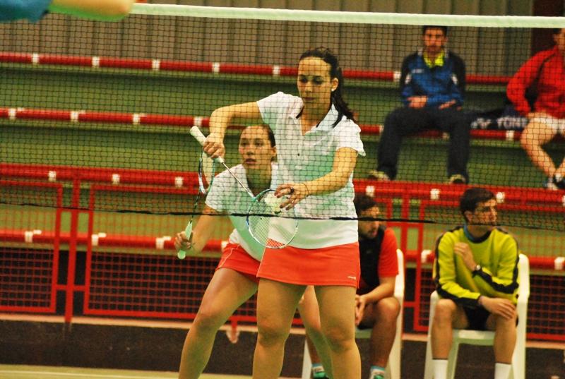 Haideé Ojeda y Laura Molina optan al título en el dobles femenino.