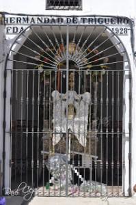 Casa de la Hermandad de Trigueros en El Rocío.