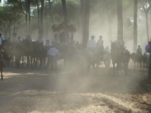 Entre 400 y 500 personas harán el camino con Paterna.