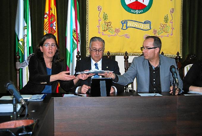 La Policía de Hinojos incrementa su compromiso con la violencia de género.