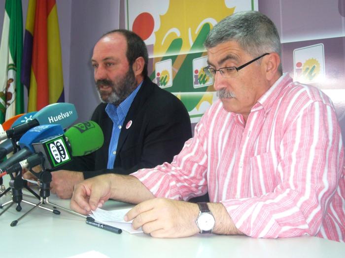 Izquierda Unida pedirá la puesta a disposición de terrenos de la EPSA para usos sociales