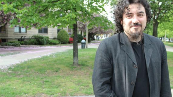 El hijo de Juan 'Sombra', Juan Pérez Rodríguez, profesor de música en Boston