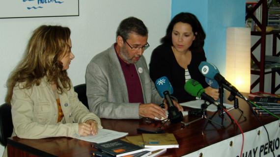 """Rafael Terán: """"La sociedad debe ser consciente de que los periodistas estamos a su servicio, no somos nada sin su apoyo y complicidad"""""""