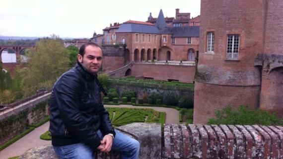 La experiencia de Manuel Talamante en Toulouse, una historia de superación