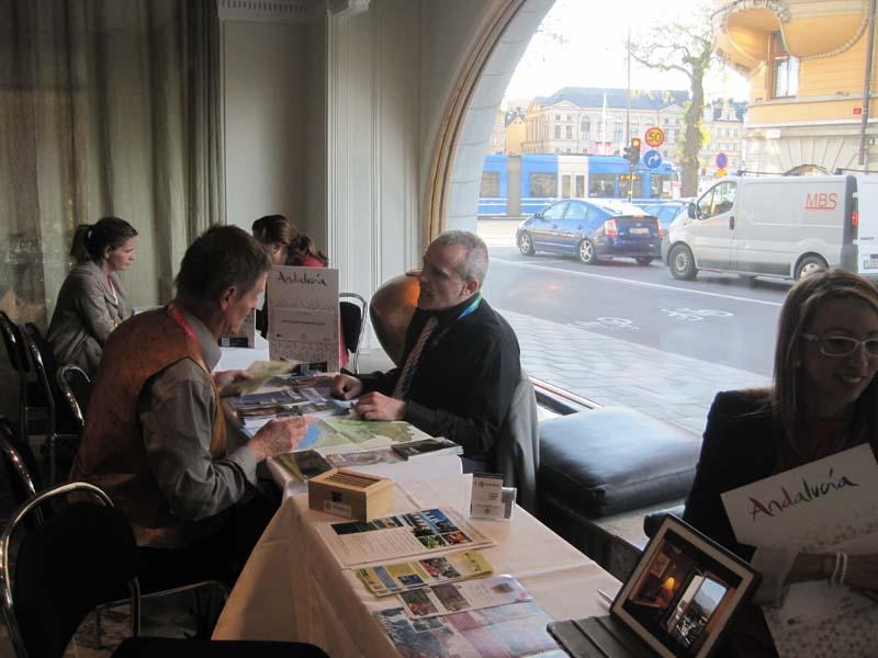 La marca 'Huelva La luz' se promociona en Oslo, Estocolmo y Helsinki