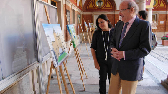 El jurado del I Certamen de Pintura Rápida establece cinco reconocimientos