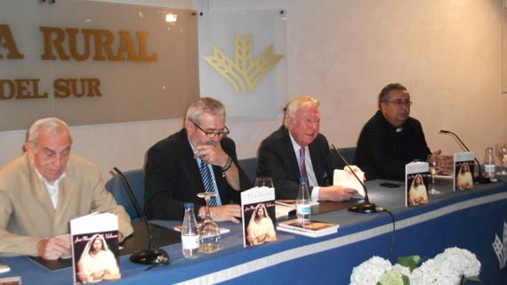 José María Padilla presenta su nuevo libro 'Y para siempre te quedaste'