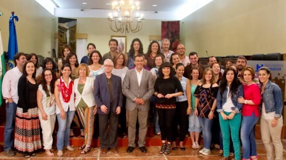 Los onubenses se impregnan de solidaridad participando un año más en el proyecto de Cooperación Internacional