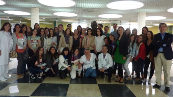 Un total de 47 nuevos residentes inician su especialización en los hospitales Juan Ramón Jiménez e Infanta Elena de Huelva