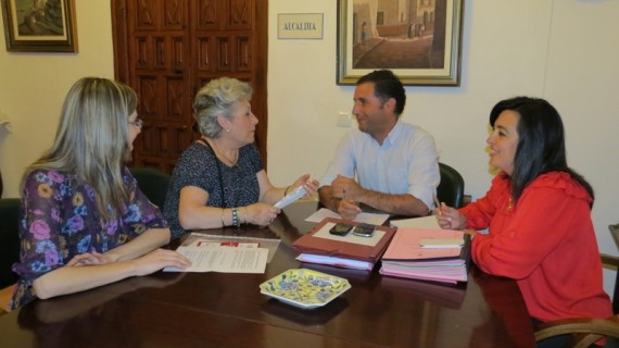 Acfa Moguer organiza unas jornadas de apoyo a los cuidadores de enfermos
