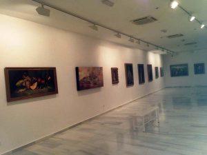 Una de las salas del Vázquez Díaz.