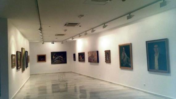 El Museo Vázquez Díaz de Nerva muestra  sus fondos de arte local