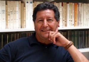 Samir Nair, del Centro Mediterráneo Andalusí. / Foto: fotos.lainformcion.com.