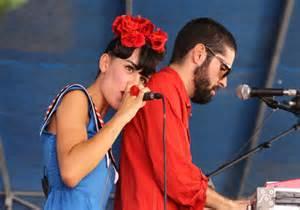 Los conciertos en directo en la mejor forma de conocer la música del dúo. / Foto: musicaazul.com.