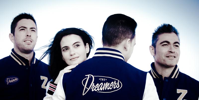 The Dreamers tiene previstos nuevos conciertos y grabar otro videoclip.