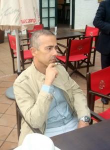Carlos Rodríguez, vicedecano del Colegio de Arquitectos de Huelva.