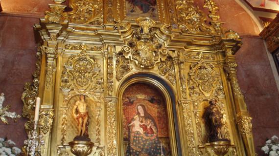 La gratitud de un zapatero, origen de la devoción a la Virgen de la Cinta en Huelva