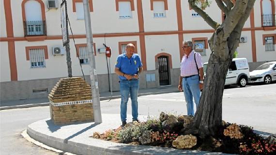 Varias mejoras en San Juan del Puerto de cara a las fiestas patronales, que comienzan este martes 18 de junio