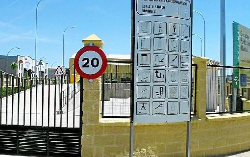 Licitan la construcción de un nuevo punto limpio en Bonares