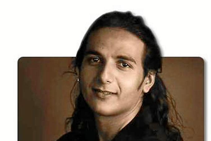 El cantaor gaditano Antonio Reyes.