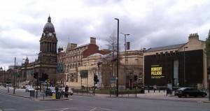 Ayuntamiento y Museo de Leeds.
